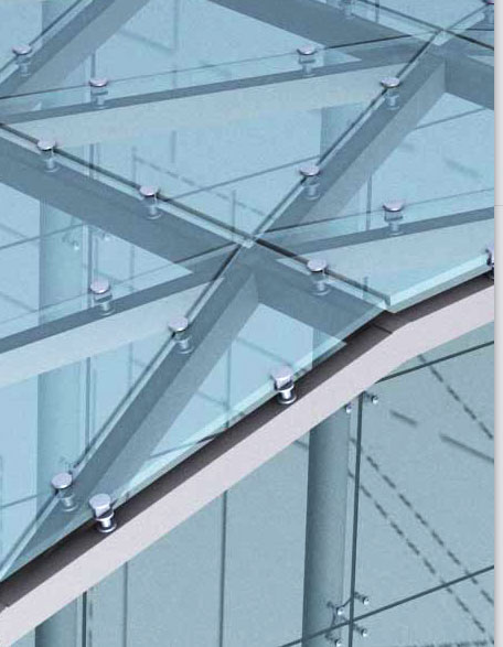 Overhead Glazing Systems : Structural glass systems pace representatives