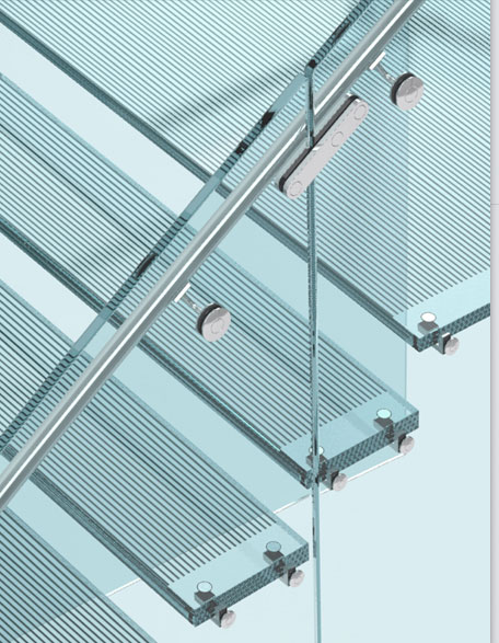 Total Structural Glazing System Glass : Structural glass systems pace representatives
